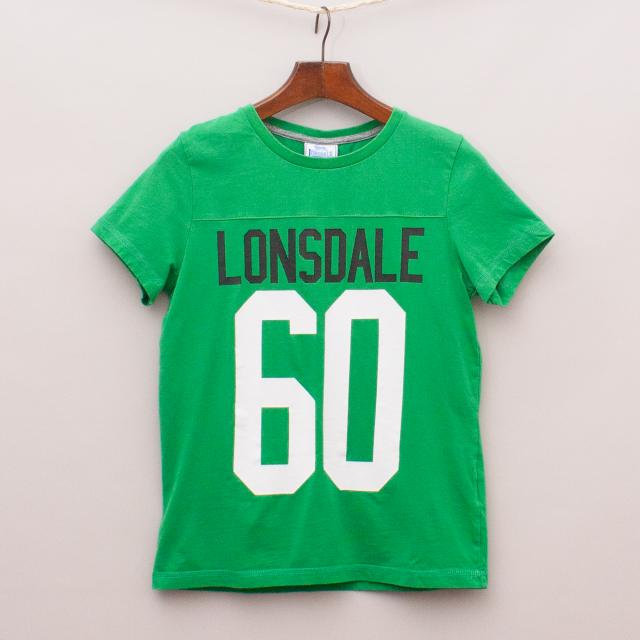 Lonsdale Printed T-Shirt