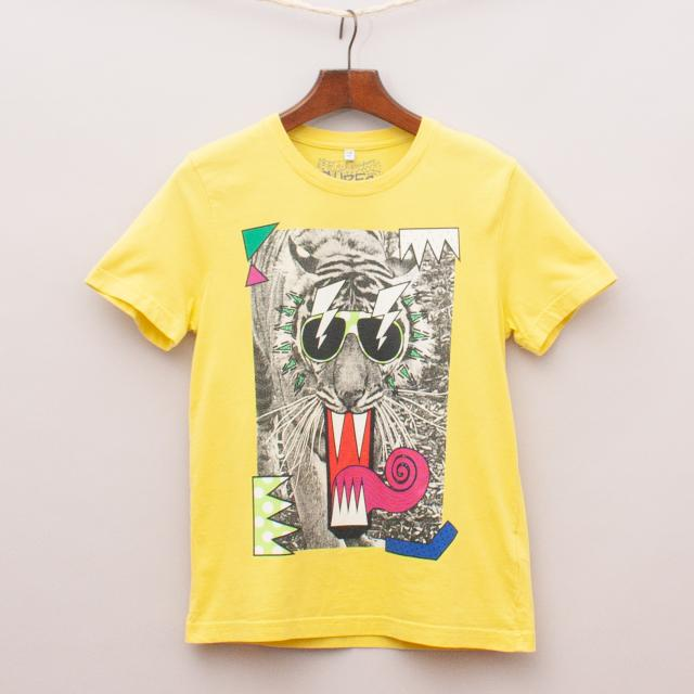 M&S Tiger T-Shirt