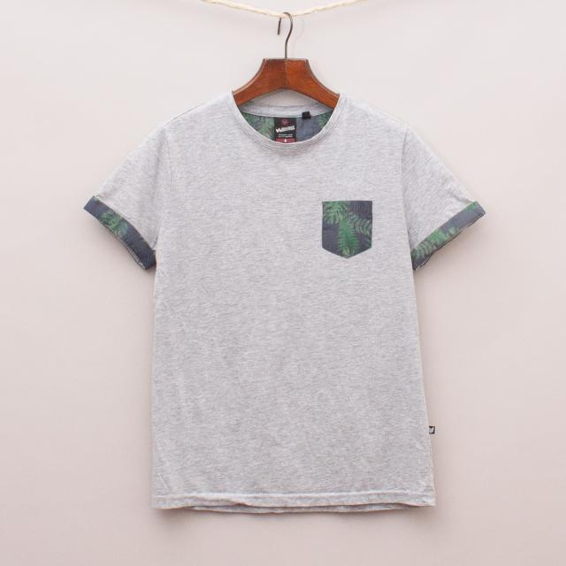 Bauhaus Grey T-Shirt