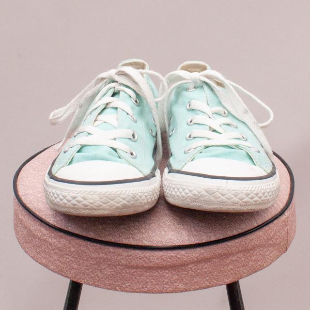 Converse Blue Sneakers - EU 35