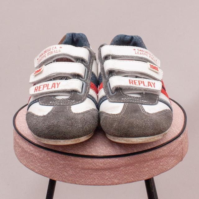 Replay Suede Sneakers - EU 35