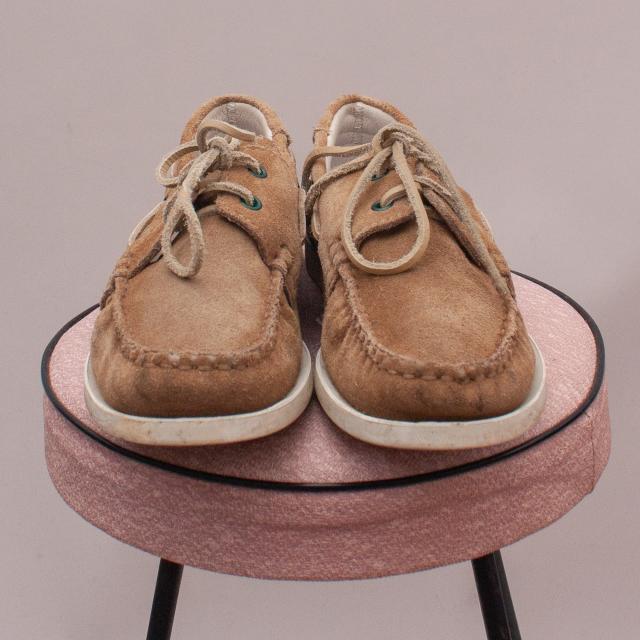 Sebago Suede Boat Shoes - EU 38