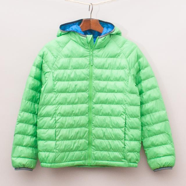 Uniqlo Green Padded Jacket