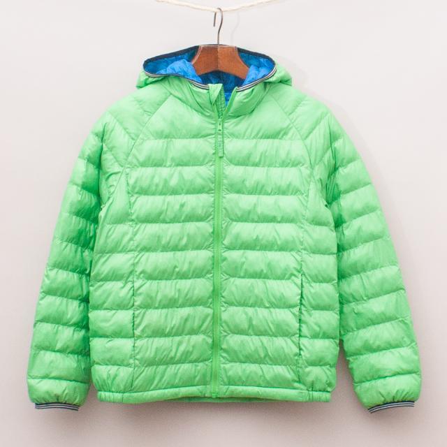 Uniqlo Green Padded Jacket