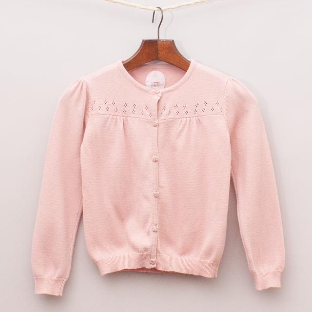 Sergetn Major Pink Cardigan