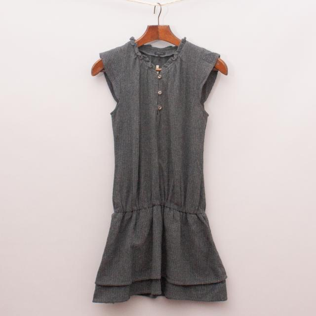 IKKS Grey Dress