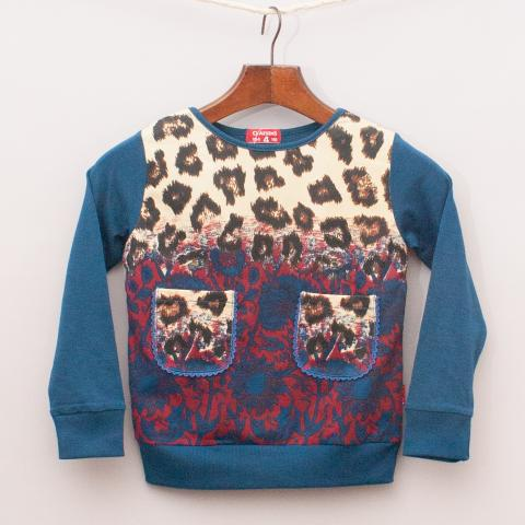 """Claesens Patterned Long Sleeve """"Brand New"""""""