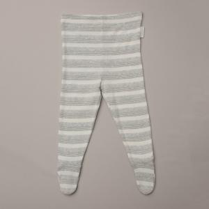 Striped Footed Leggings