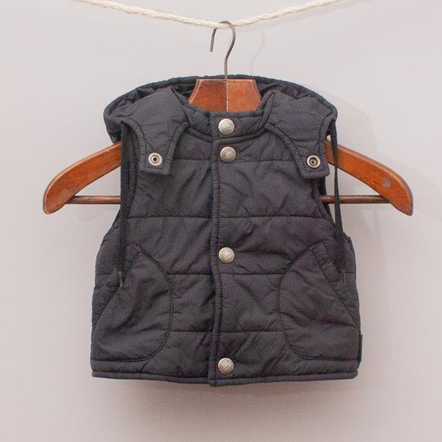 Fred Bare Padded Vest