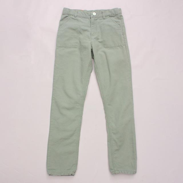 Billy Bandit Green Pants