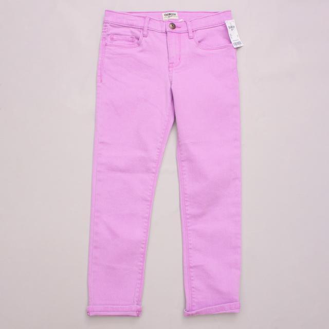 "OshKosh Pink Jeans ""Brand New"""