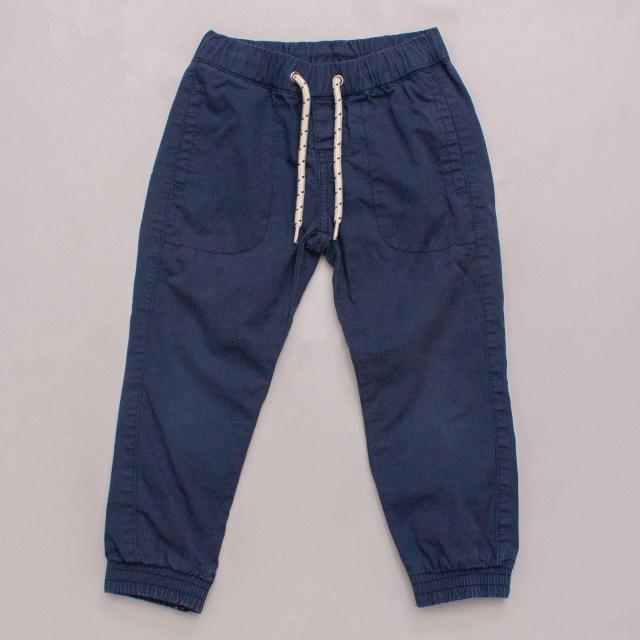Seed Blue Pants