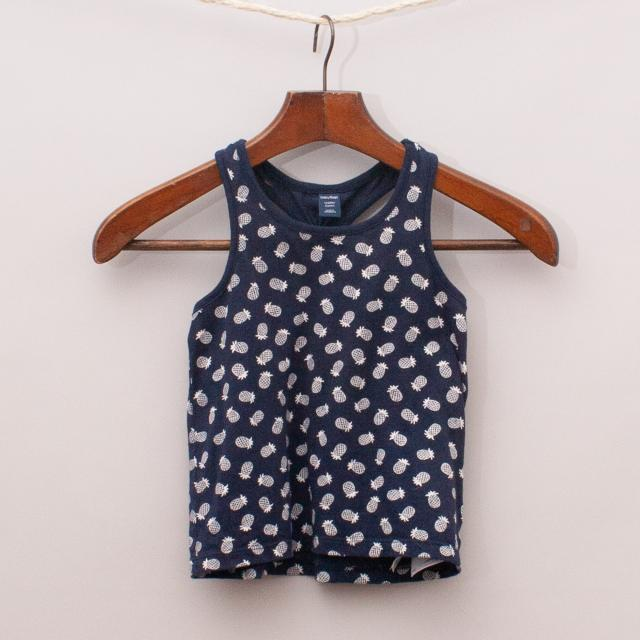 Gap Pineapple Singlet