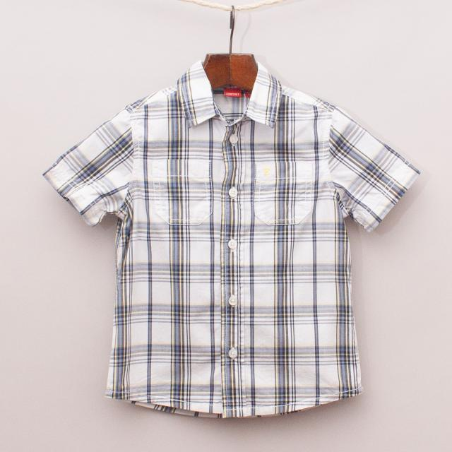 Esprit Plaid Shirt