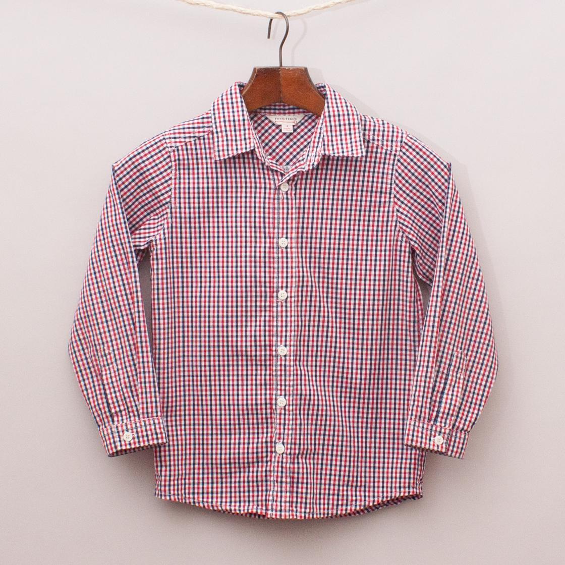 Fox & Finch Check Shirt