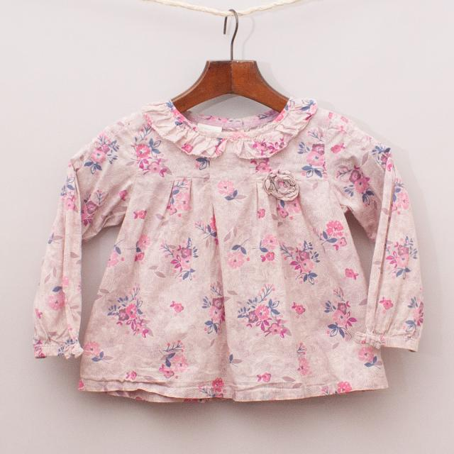 Monsoon Smock Top