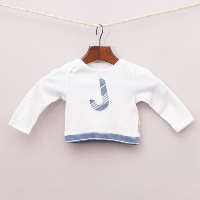 JK Keepsake Long Sleeve Top