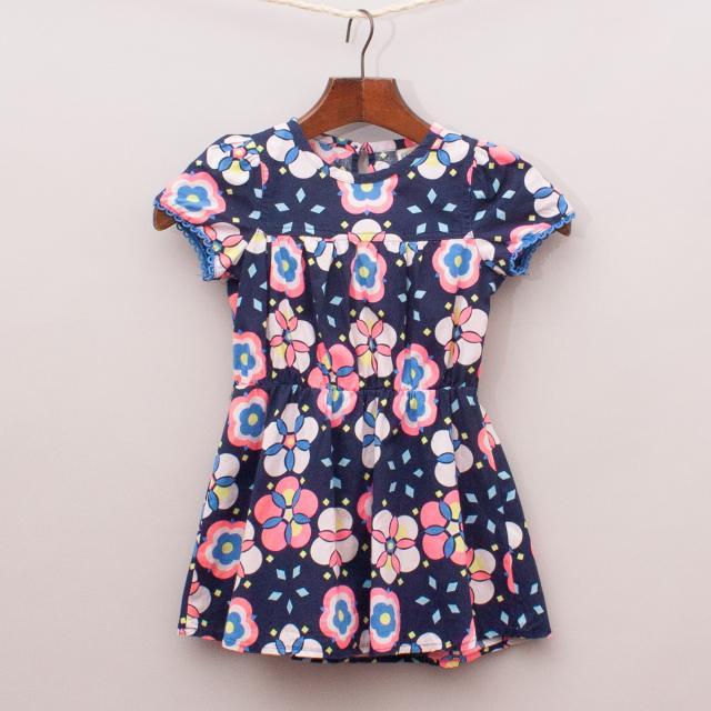 Cotton On Patterned Dress