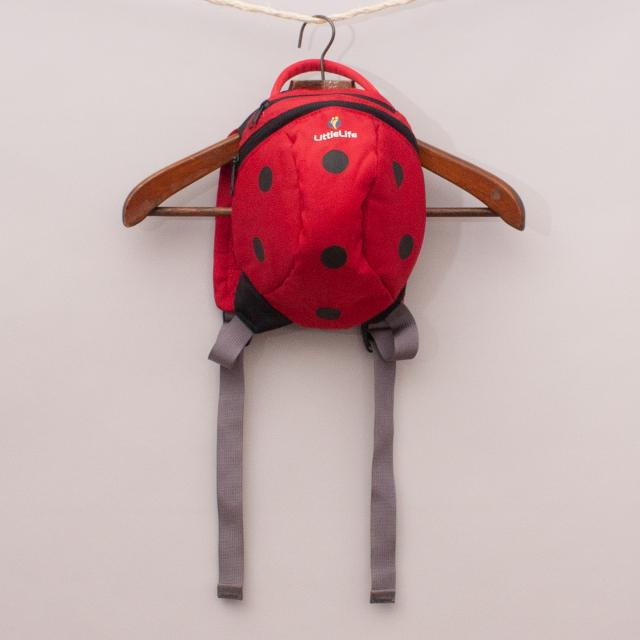 LittleLite Ladybug Backpack