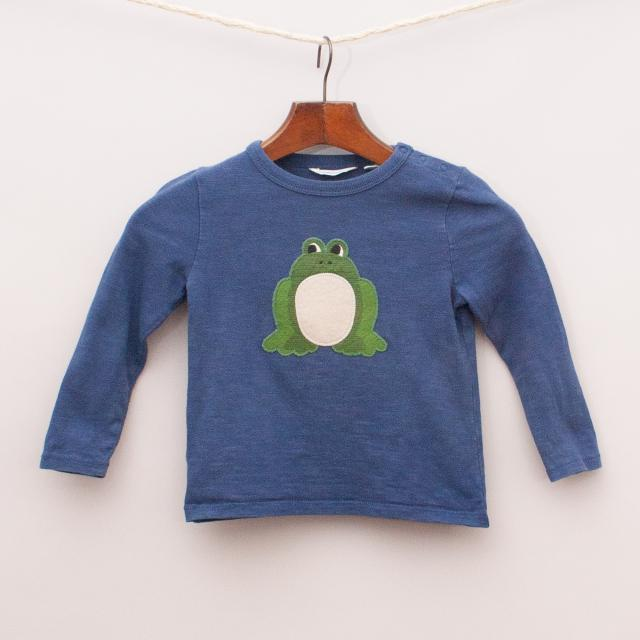 Country Road Frog Long Sleeve