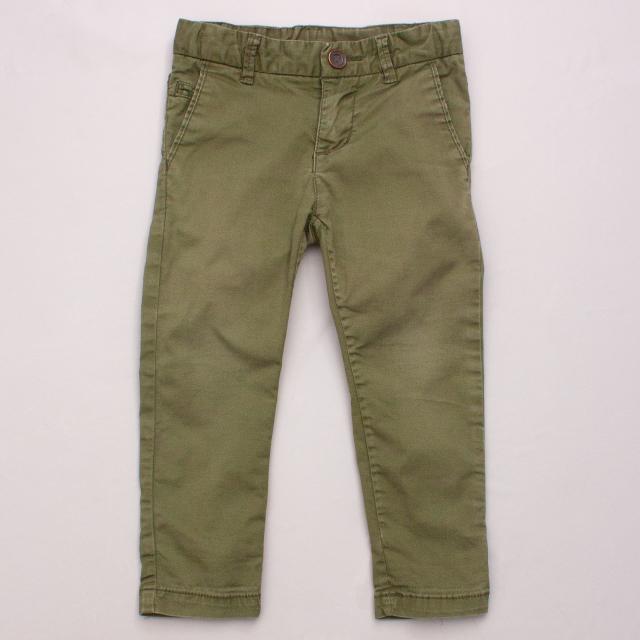 H&M Khaki Pants