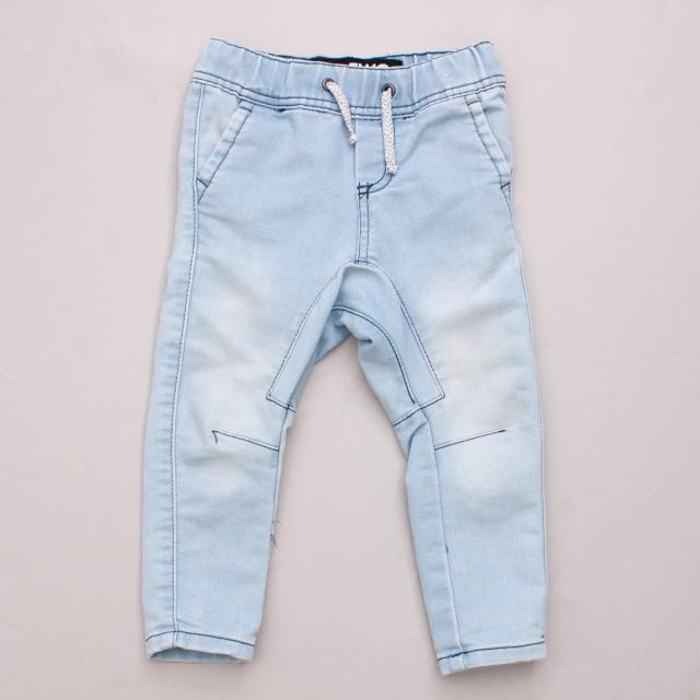 Cotton On Chambray Pants