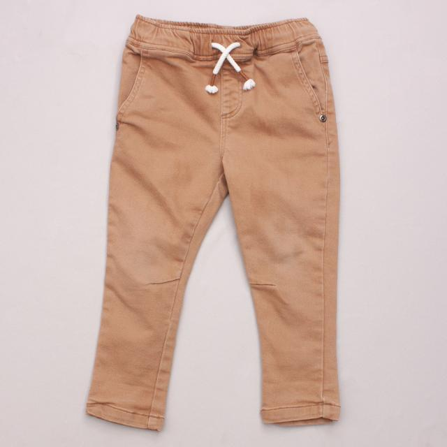 Seed Brown Pants