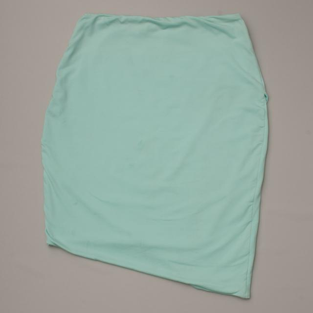 Spearmint Stretch Skirt