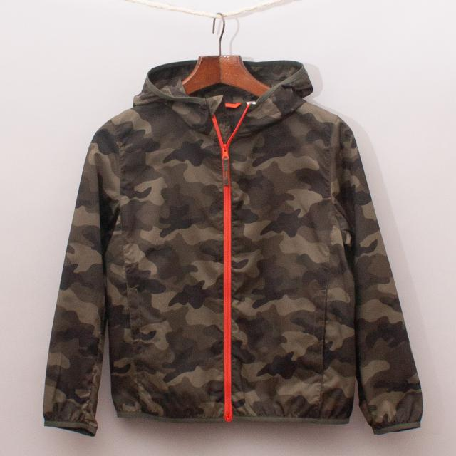 Uniqlo Camo Jacket