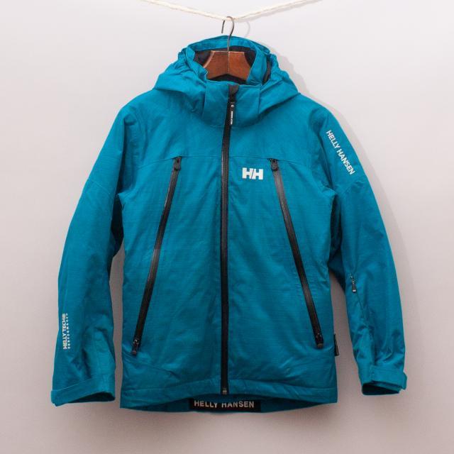 Helly Hansen Blue Jacket
