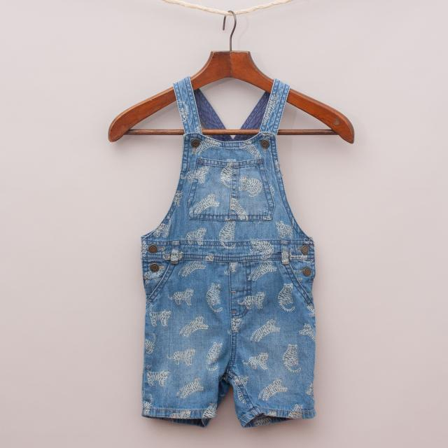 H&M Tiger Overalls