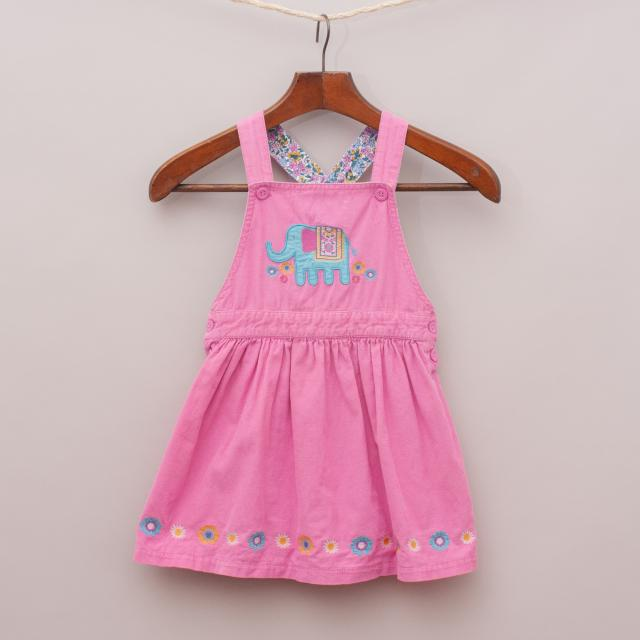 JoJo Maman Bebe Corduroy Dress