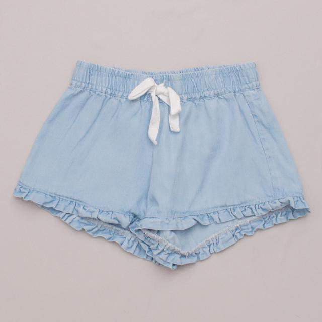 Seed Chambray Shorts