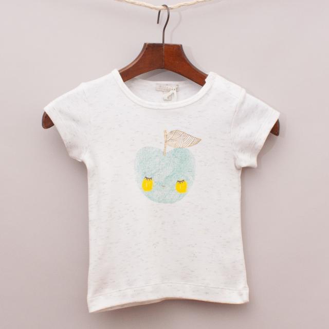 "Wilson & Frenchy Apple T-Shirt ""Brand New"""