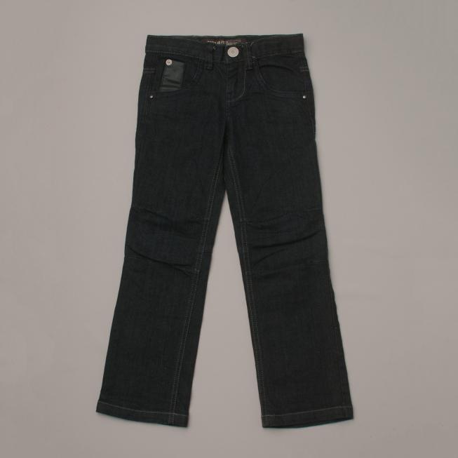 Dark Navy Denim Jeans