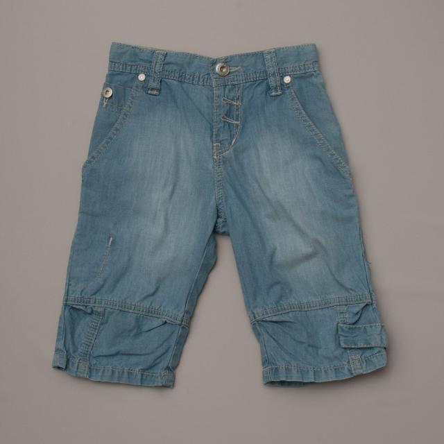 Light Weight Denim Pants