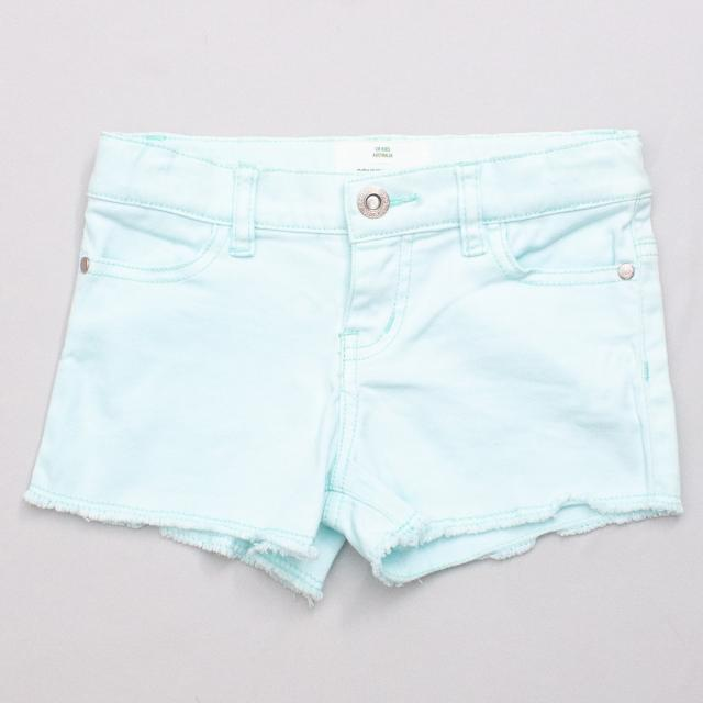 Country Road Pastel Shorts