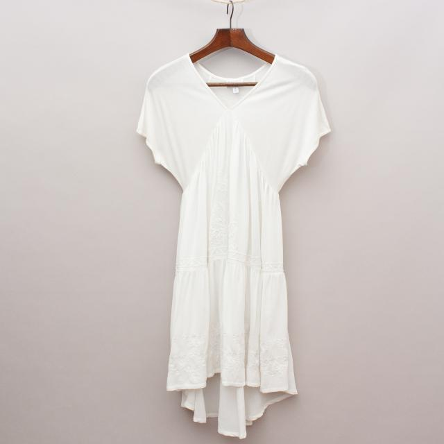 Witchery Embroidered Dress