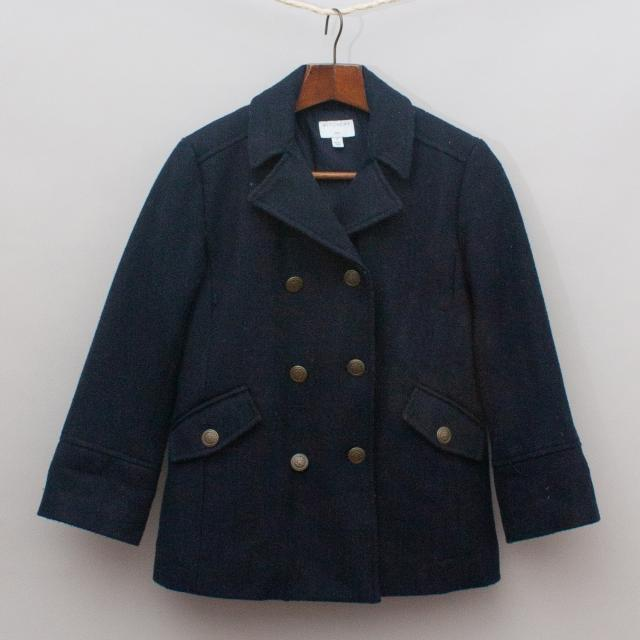 Witchery Double Breasted Jacket