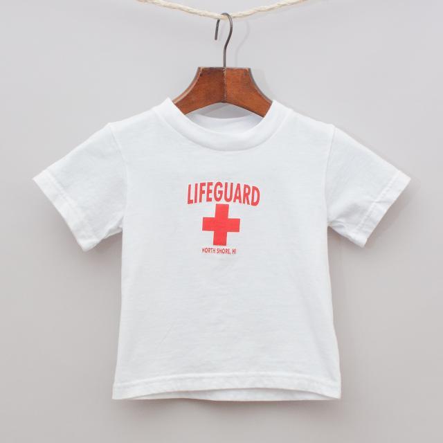 Kiddy Kats Lifeguard T-Shirt