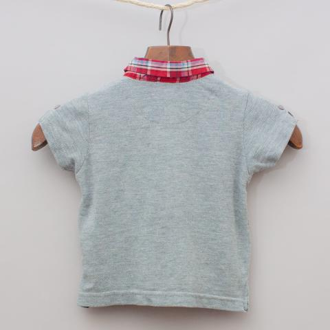 Ben Sherman Detailed Polo Shirt