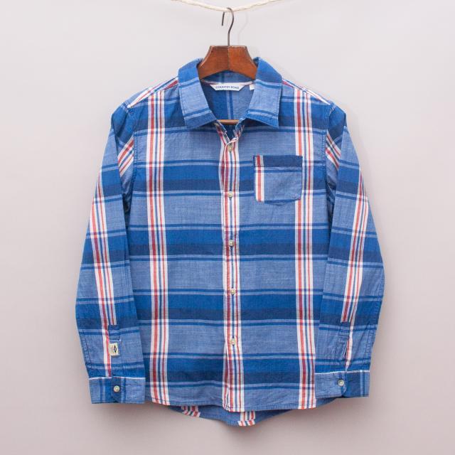Country Road Plaid Shirt