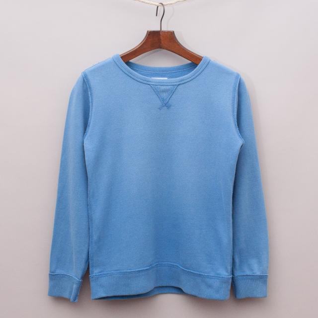 Country Road Blue Jumper