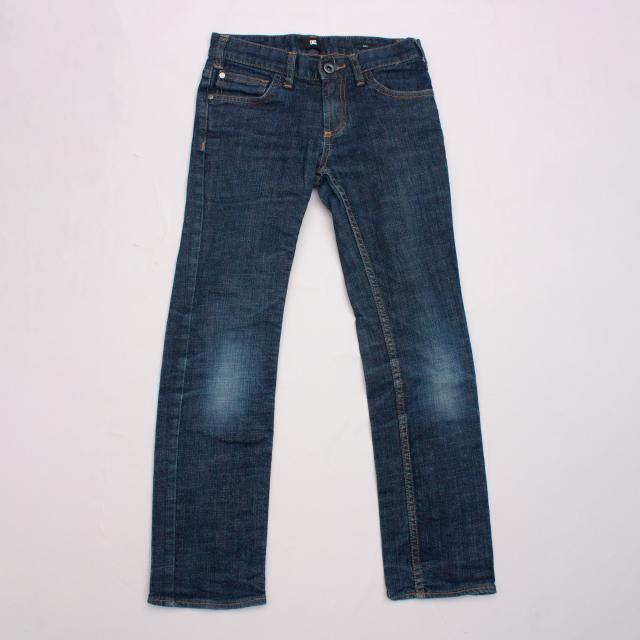 DC Distressed Jeans