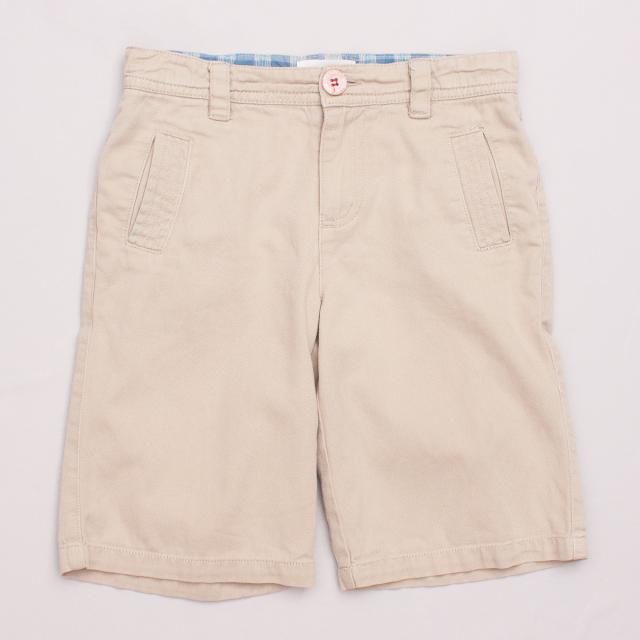 Purebaby Brown Shorts