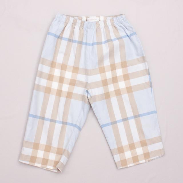 Purebaby Brown Shorts