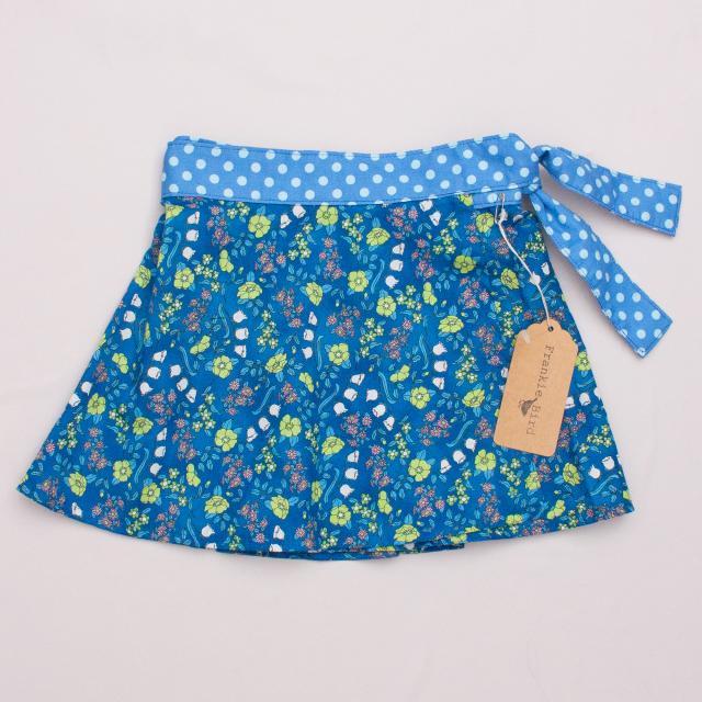 "Frankie Bird Floral Skirt ""Brand New"""