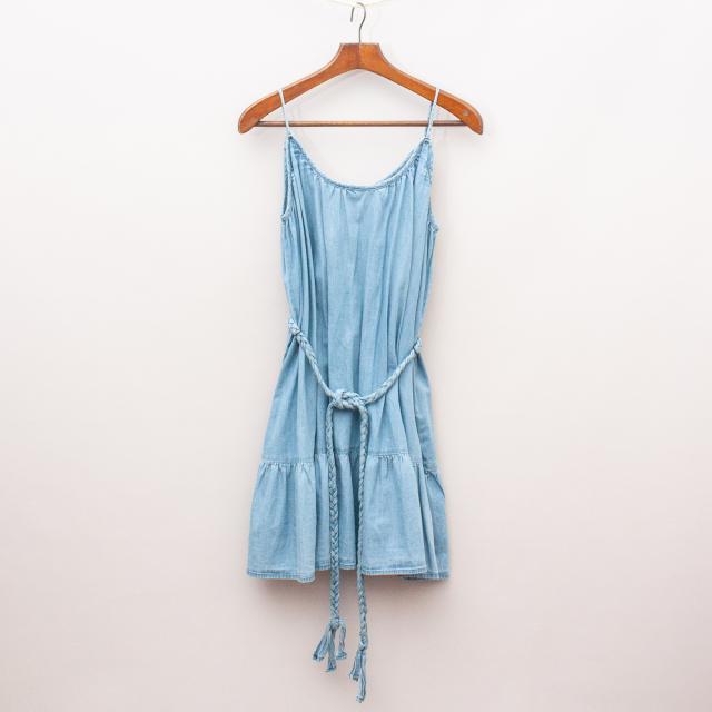 Seed Chambray Dress