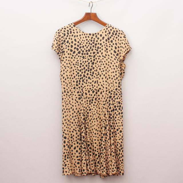Seed Cheetah Dress
