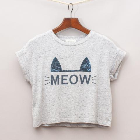 Witchery Meow T-Shirt